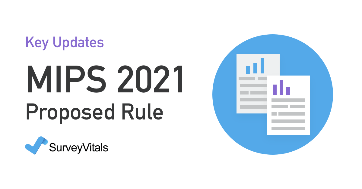 MIPS 2021 Proposed Rule