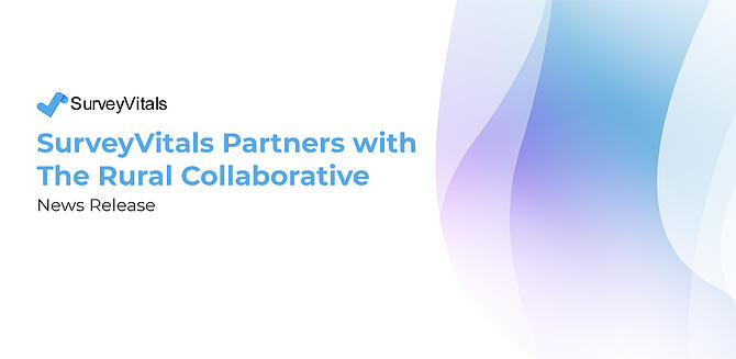SurveyVitals Partners with the Rural Collaborative